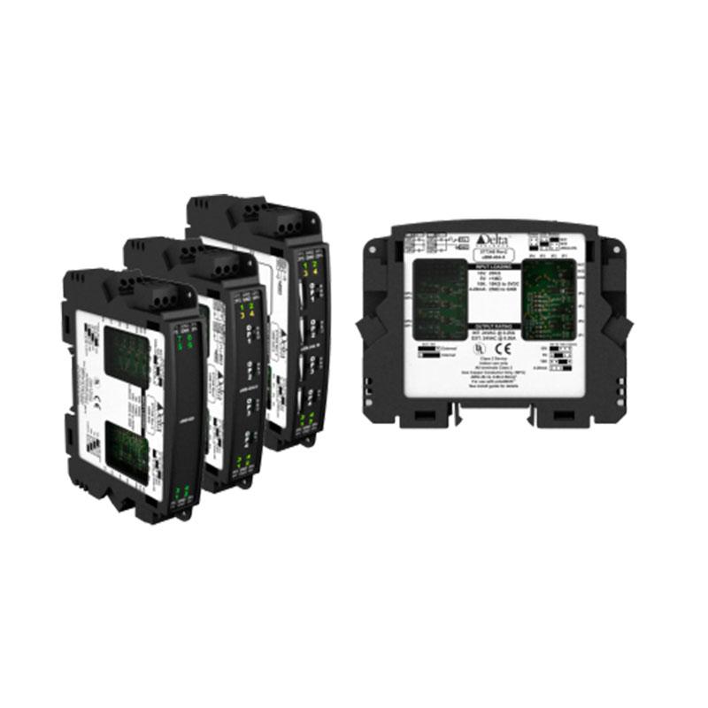 enteliBUS I//O module with 4 DI 4 DO USED Delta Controls EBM-D400R4